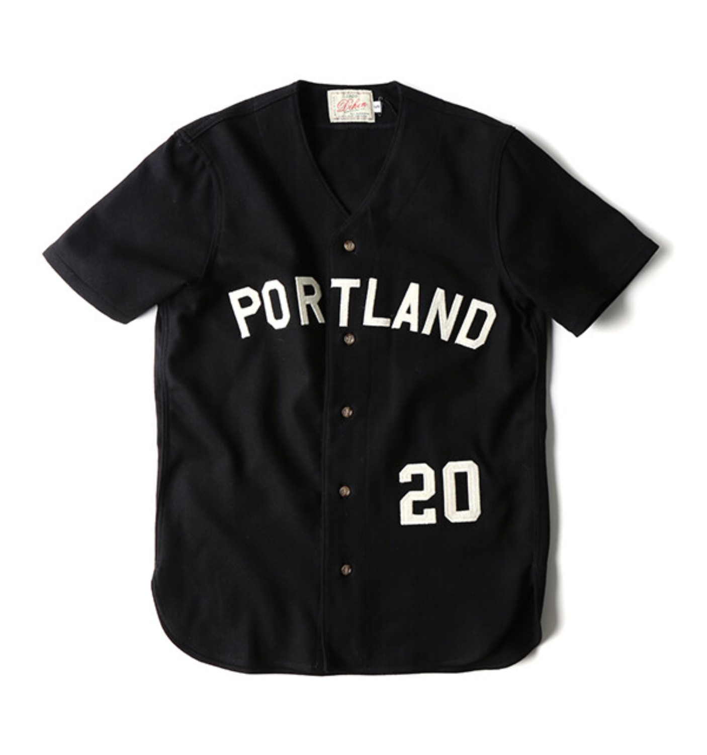 Batting Shirt Black