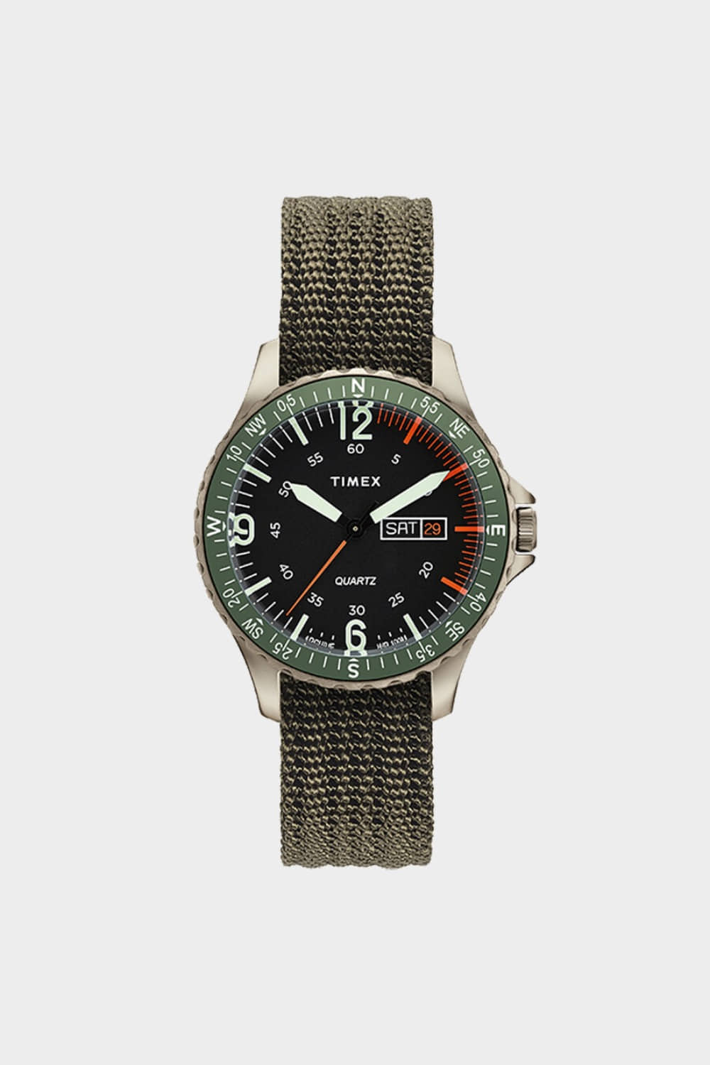 TIMEX ARCHIVE NAVI 38MM BLACK (TMTW2U26300)