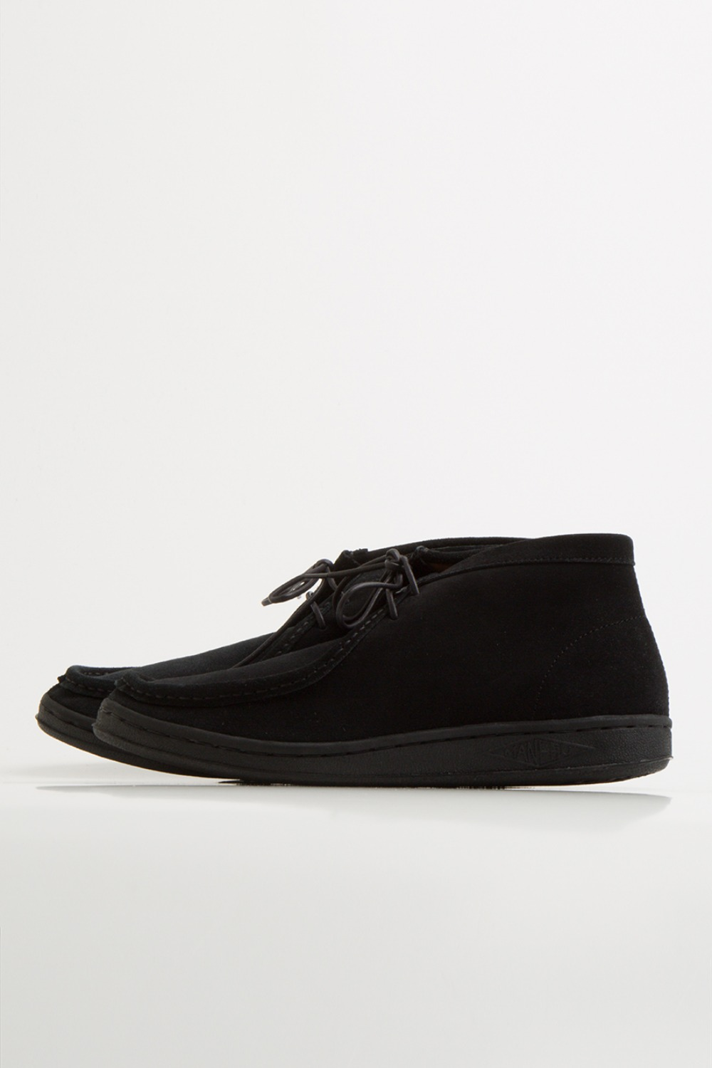 BOO MID SUEDE(MNB-032B-S) BLACK