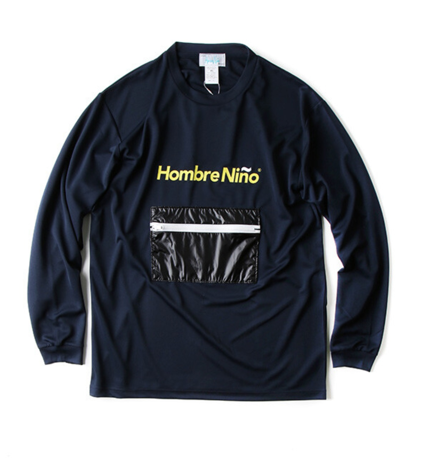 X CORONA PACKABLE TEE NAVY