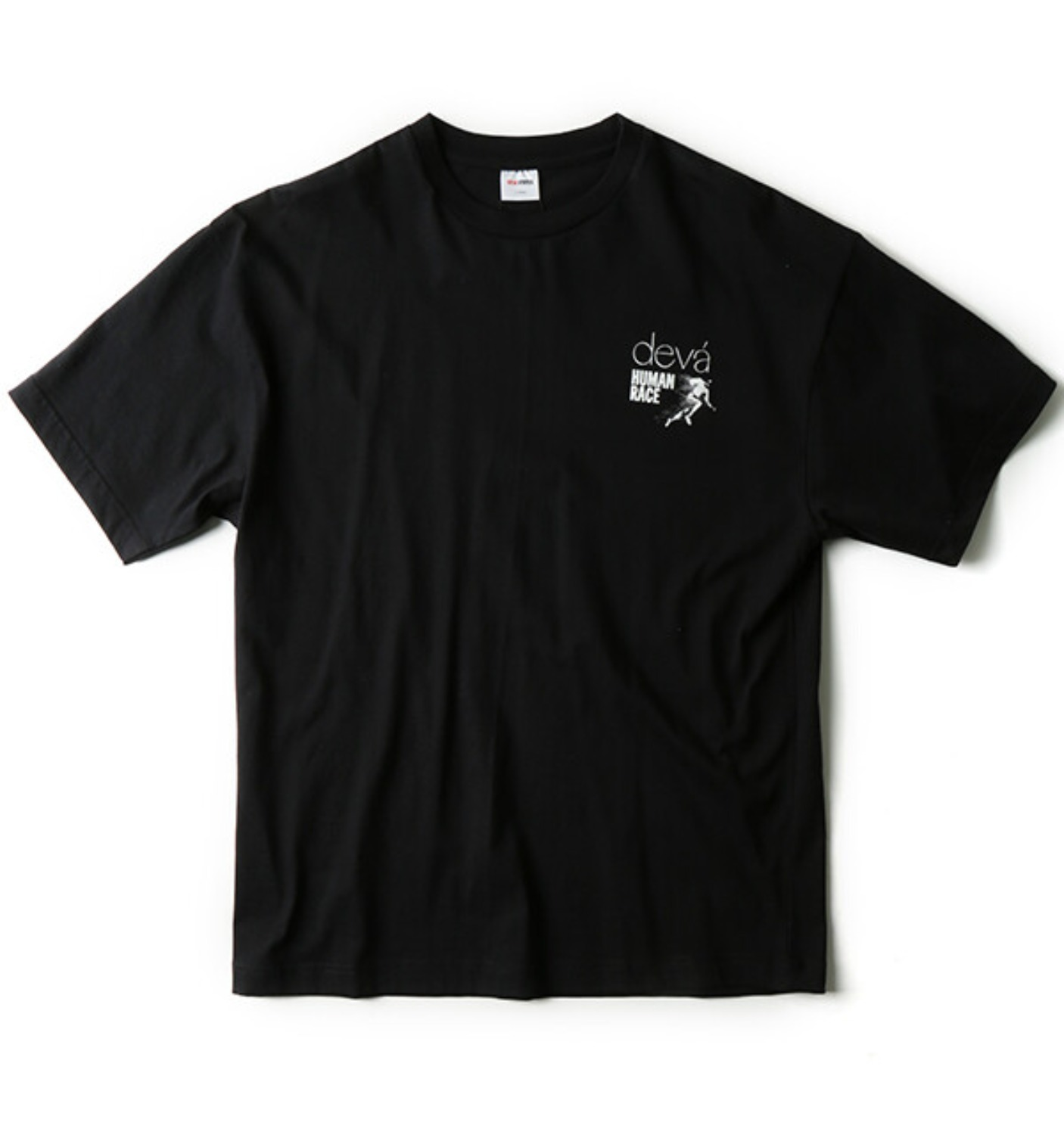 HUMAN RACE T-SHIRT BLACK