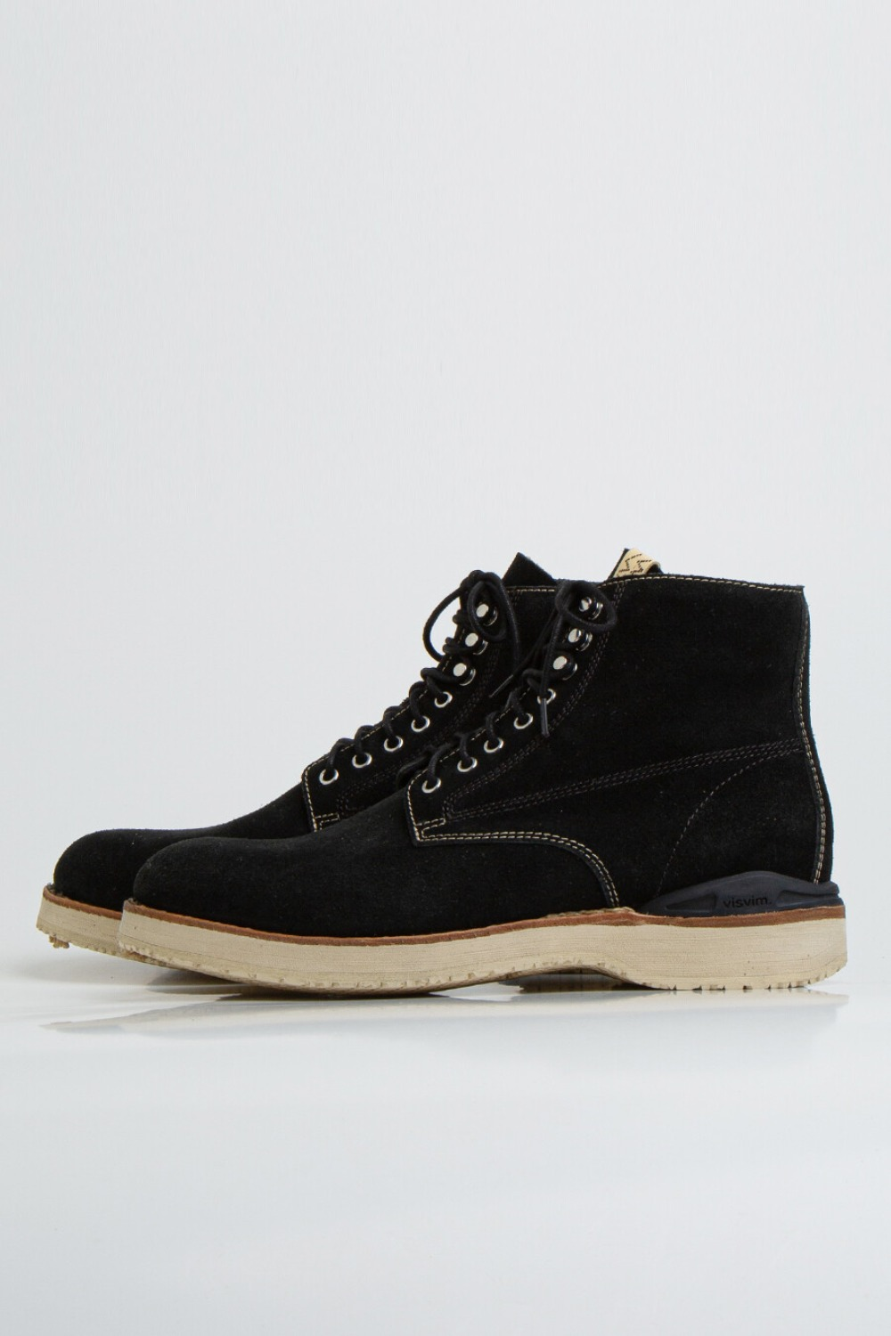 VIRGIL BOOTS-FOLK BLACK