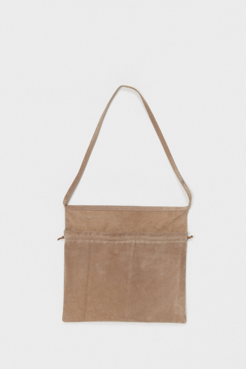 NC-RB-RCS SHOULDER BAG PIG LEATHER BEIGE