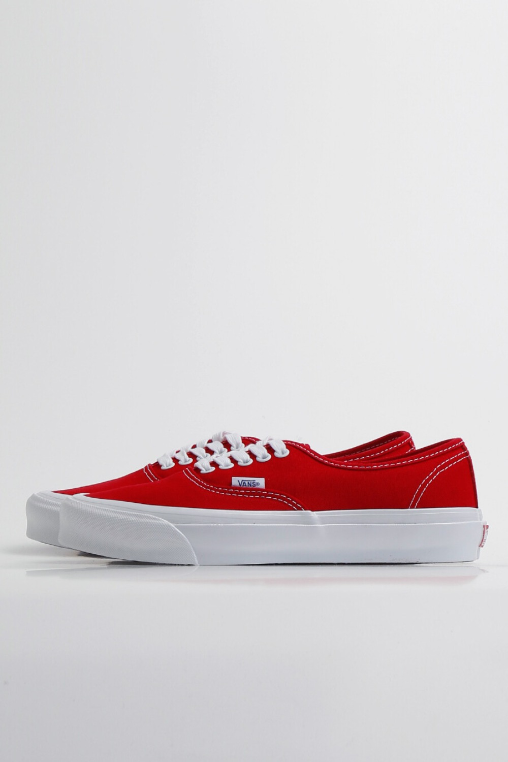 OG AUTHENTIC LX(CANVAS)RED/TRUE WHITE