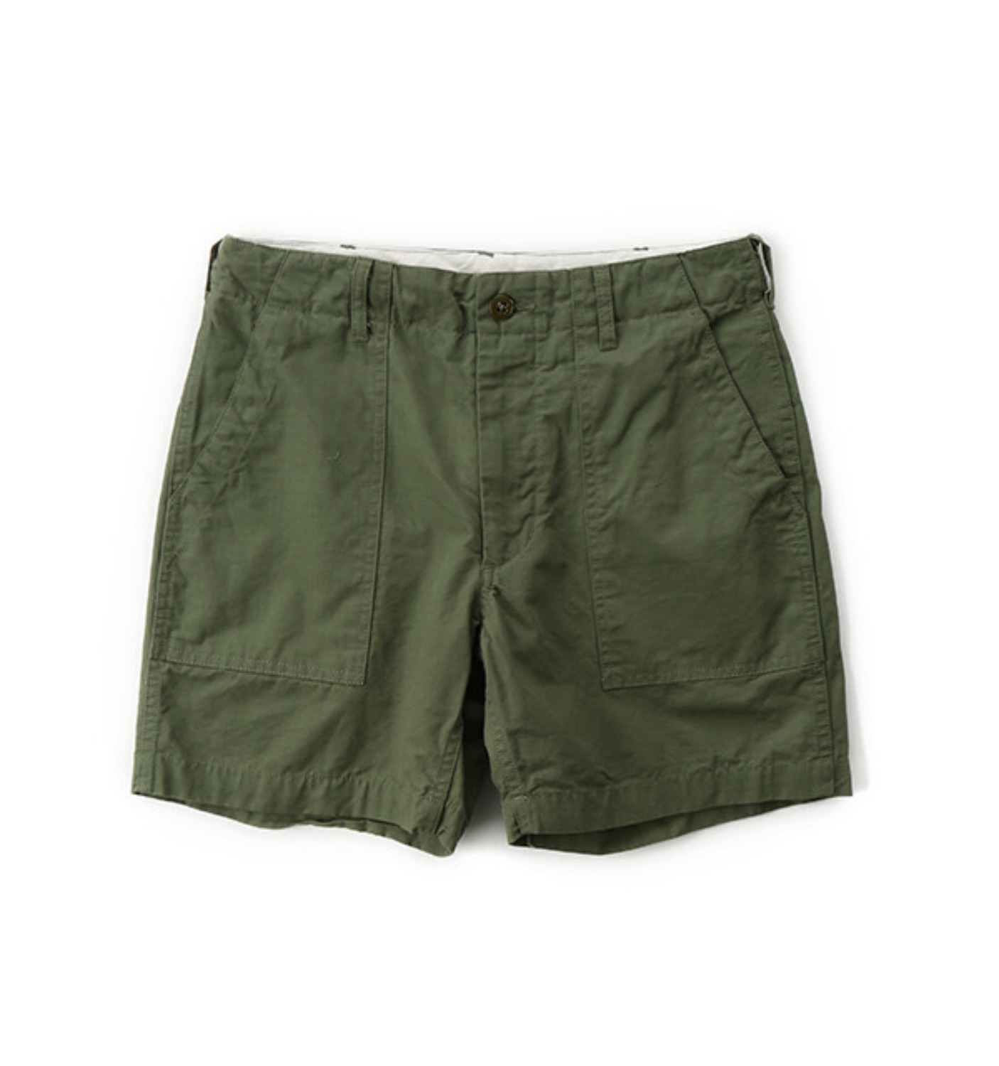 FWK FATIGUE SHORT OLIVE COTTON RIPSTOP