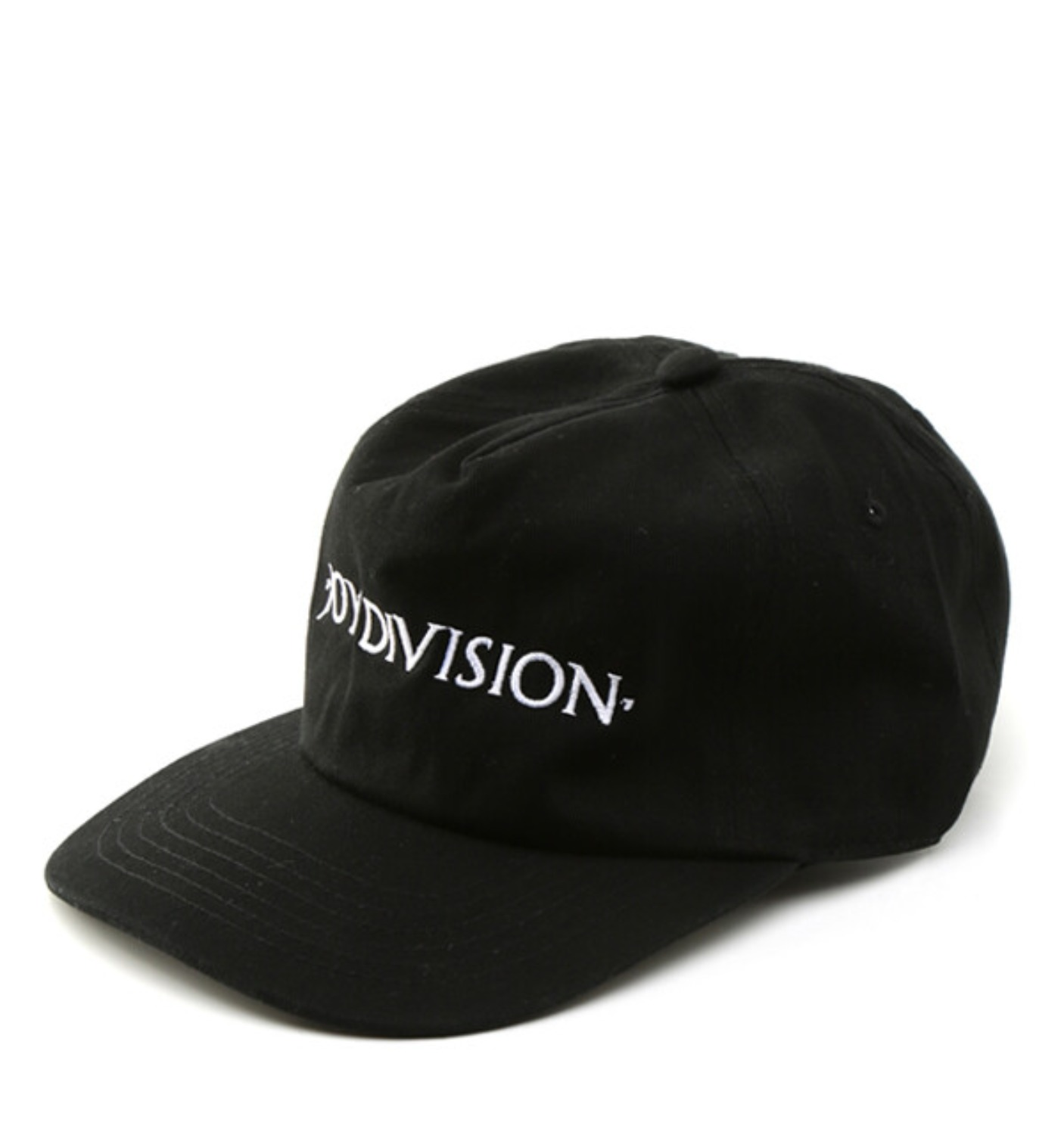 PLEASURES X JOY DIVISION JD UNCONSTRUCTED SNAPBACK BK