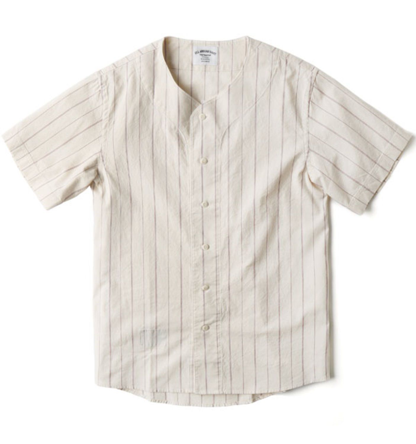 SC-BS01 Baseball Shirt WINE (Sculp Exclusive)