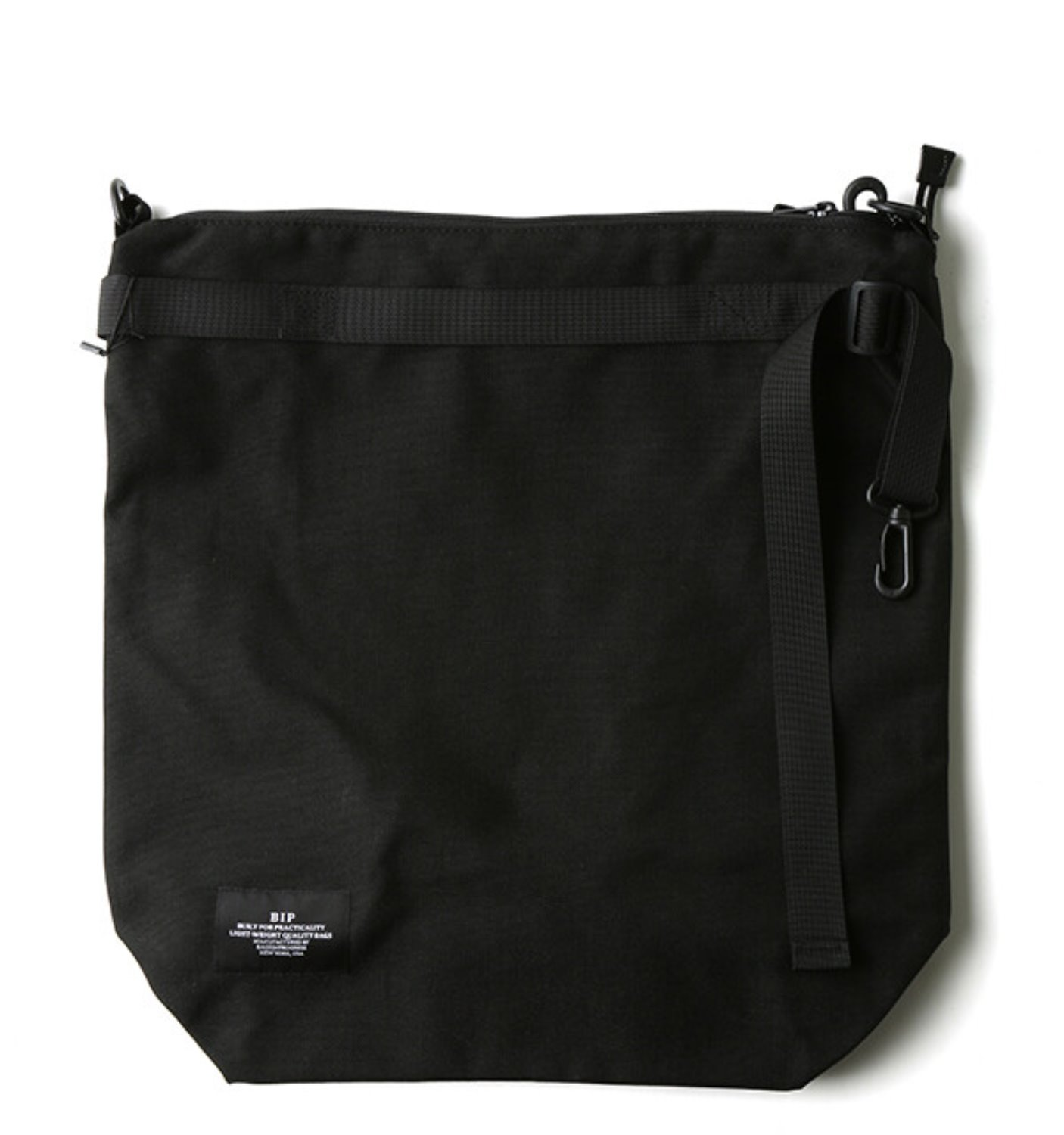 SMALL MESSENGER BLACK(BIP016CN)