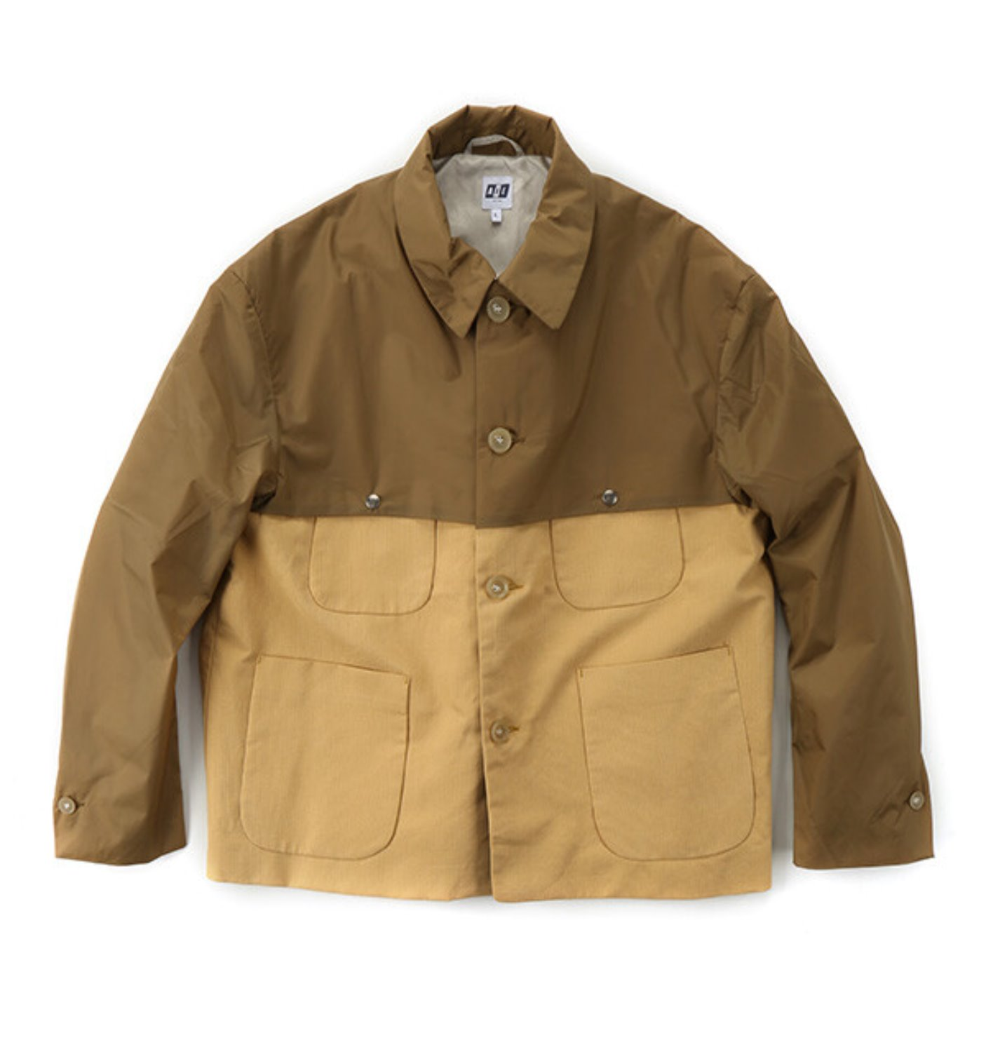 THT JACKET YELLOW BEDFORD CORD