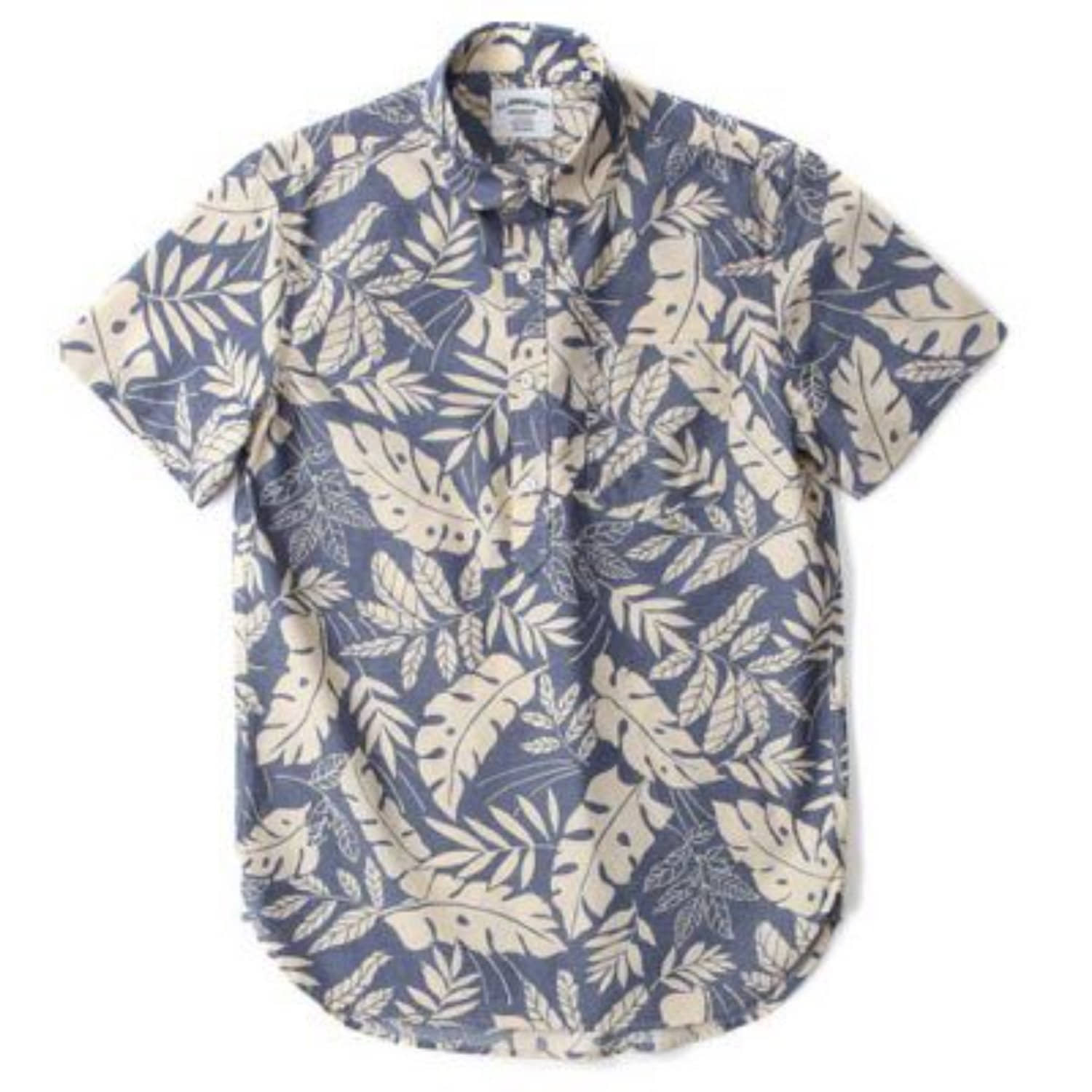 BAS02 OXFORD HAWAIIAN
