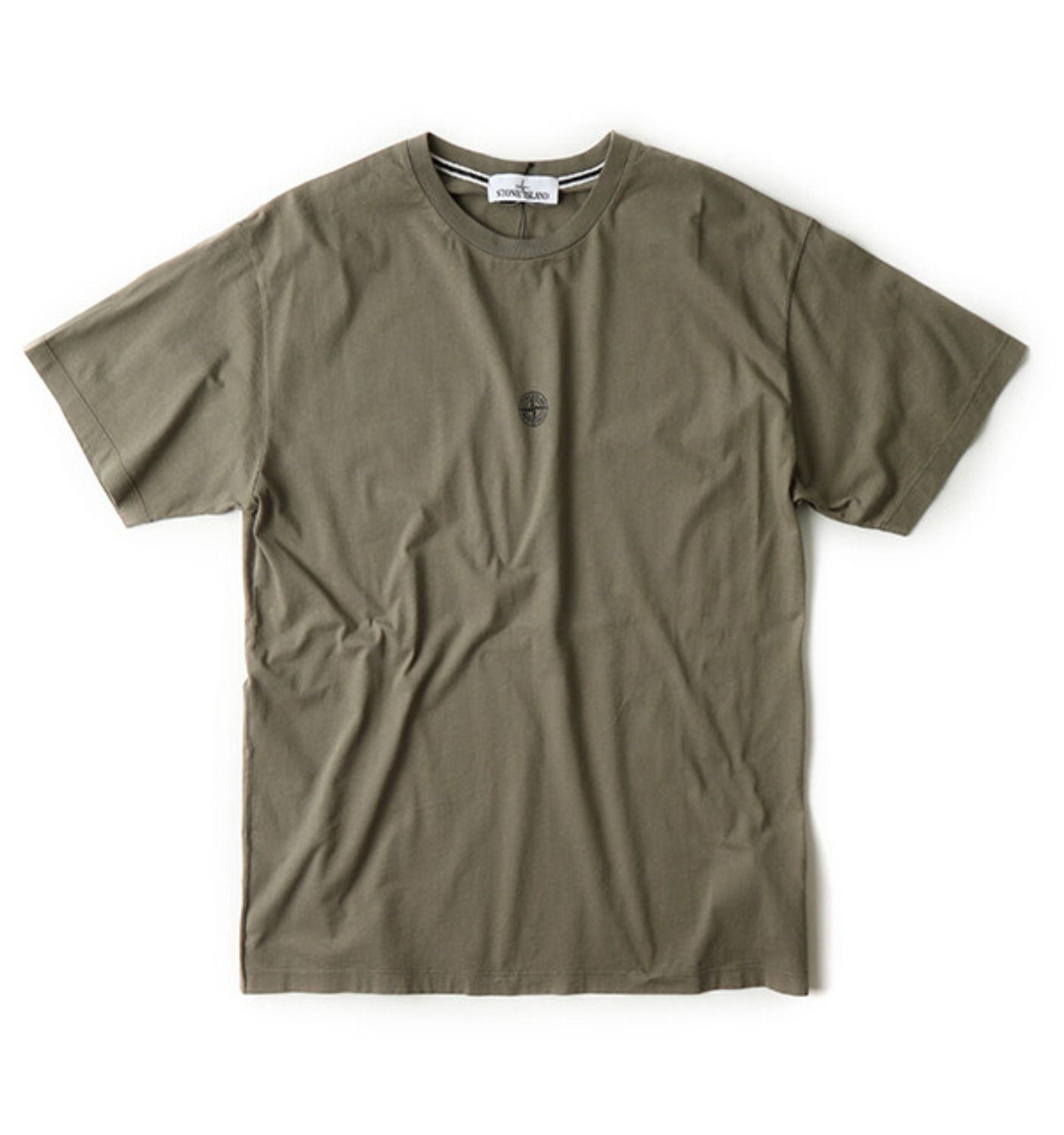 BACK REFLECTIVE PRINT T MILITARY (86K2S85)