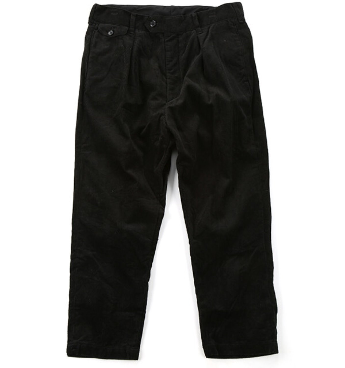 RLJ PANT BLACK COTTON 8W CORDUROY