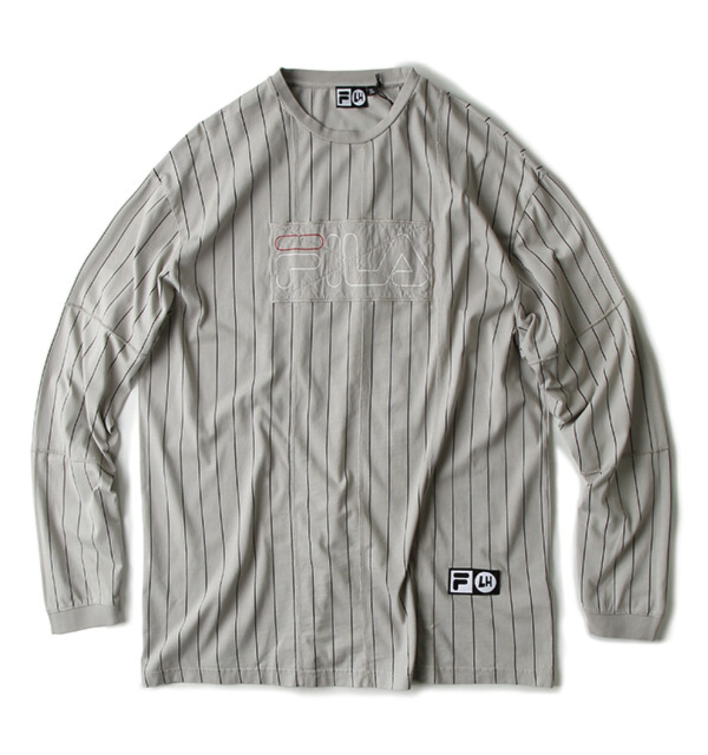 LH1 LONG SLEEVE GREY