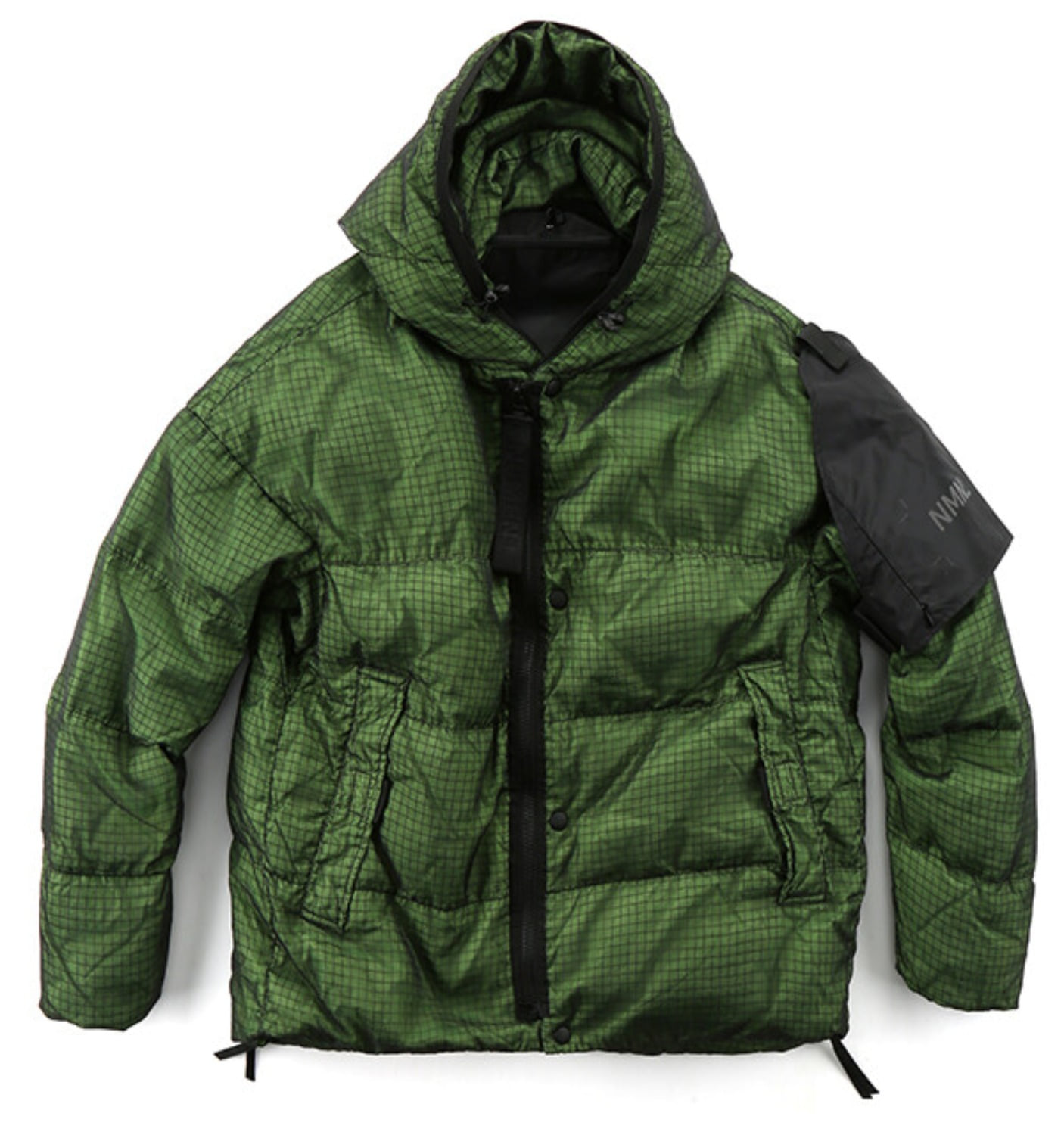 LOOMIT JACKET GREEN