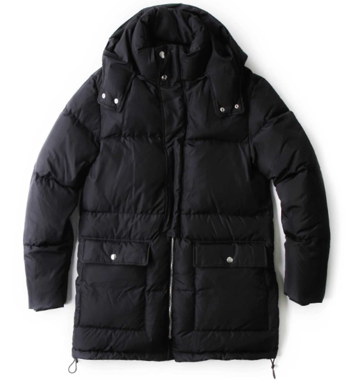 PIUMINO DOWN JACKET BLACK(2340MH13-174702)
