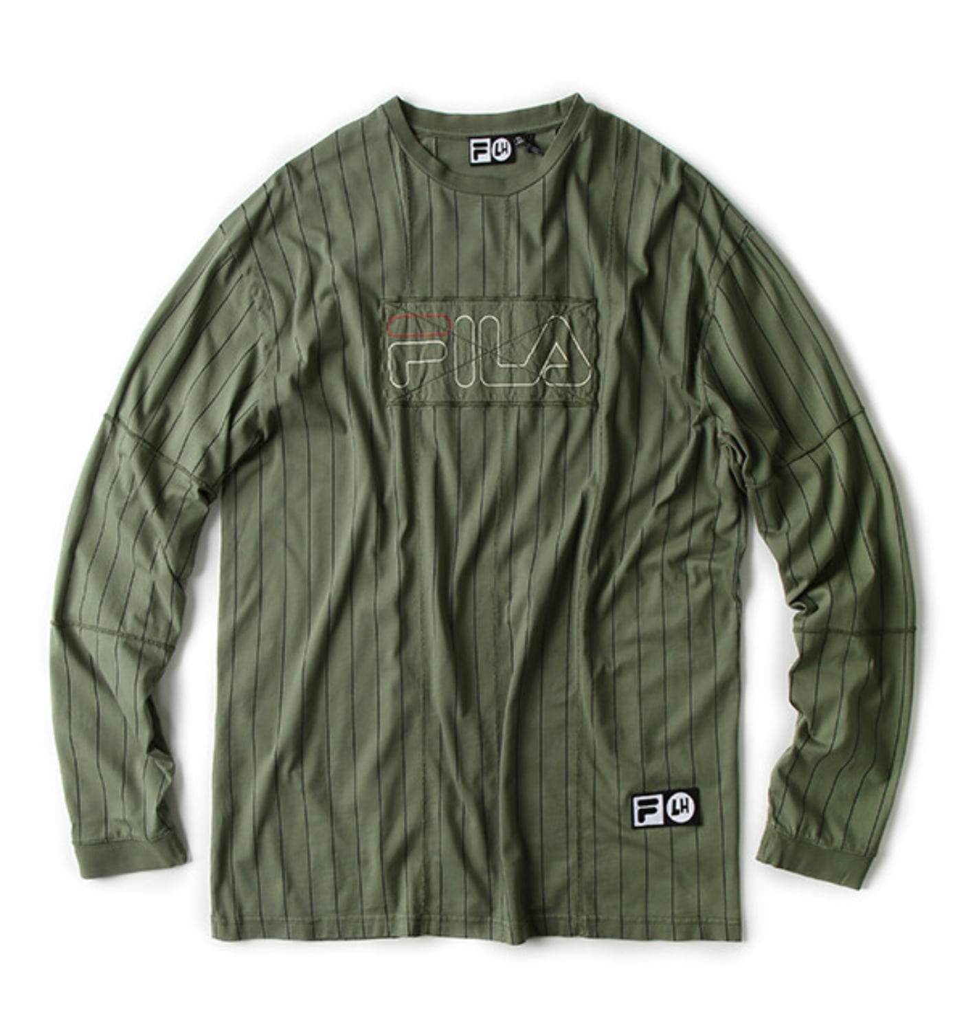 LH1 LONG SLEEVE OLIVE