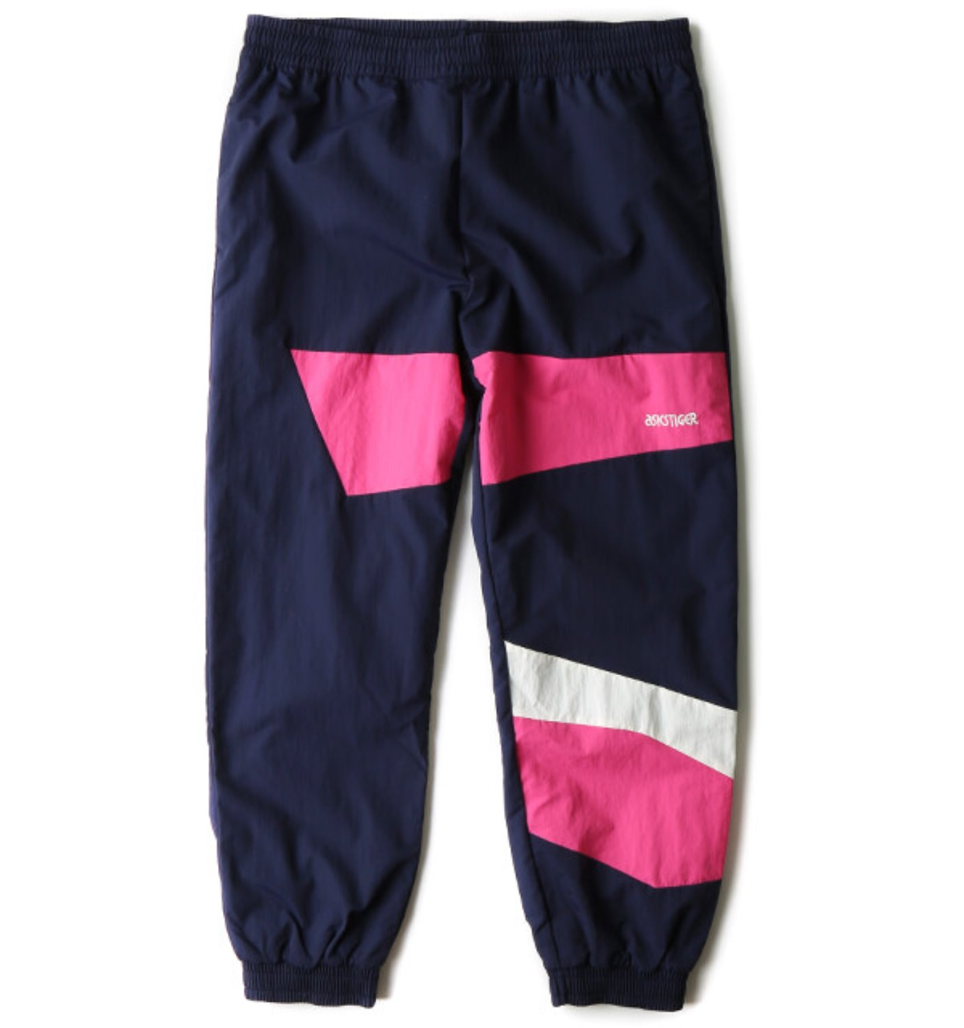 CB WOVEN TRACK PANTS NAVY
