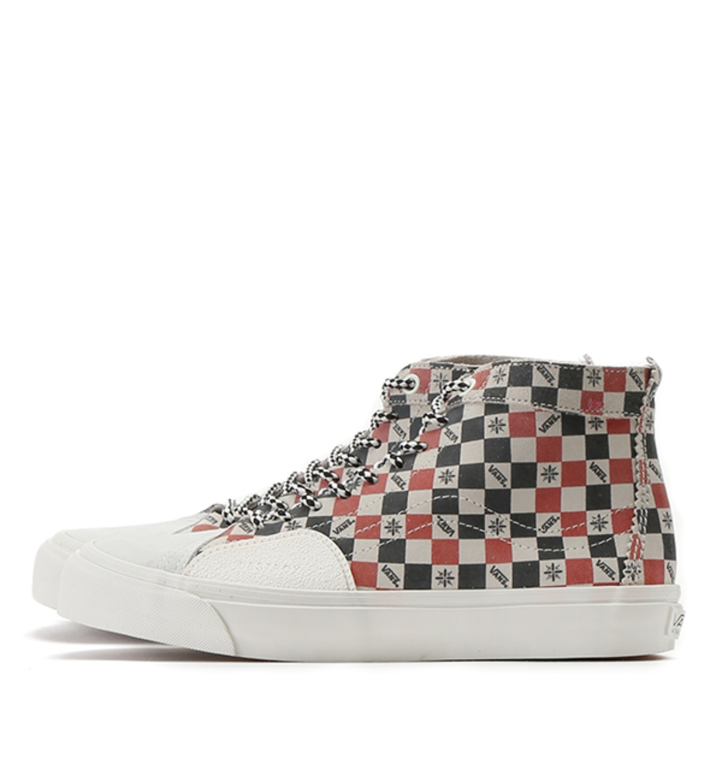 UA TH SK8-NOMAD LX TH CHECKERBOARD