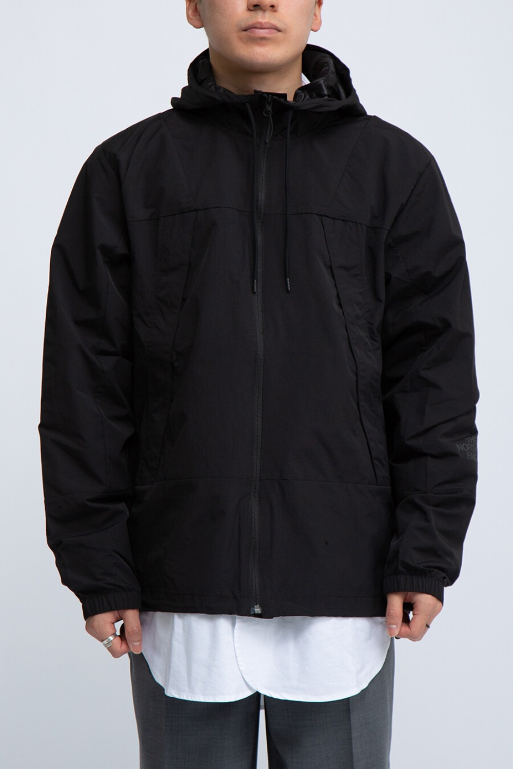 PERIL WIND JACKET BLACK (NJ3BL01A)