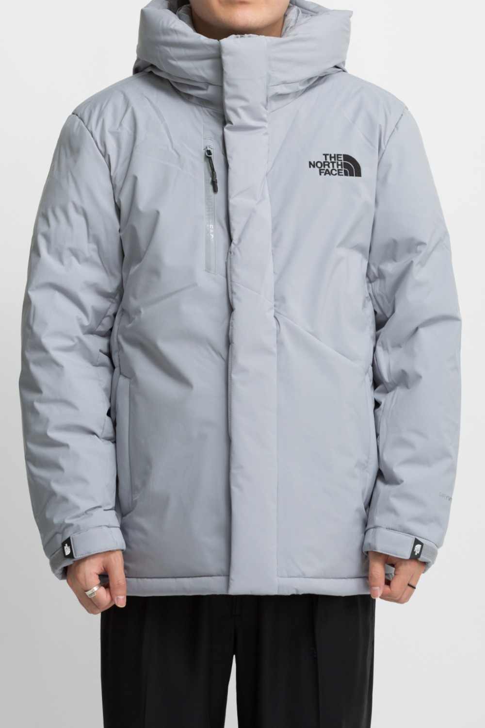 GO EXPLORING DOWN JACKET LIGHT GREY (NJ1DL71)