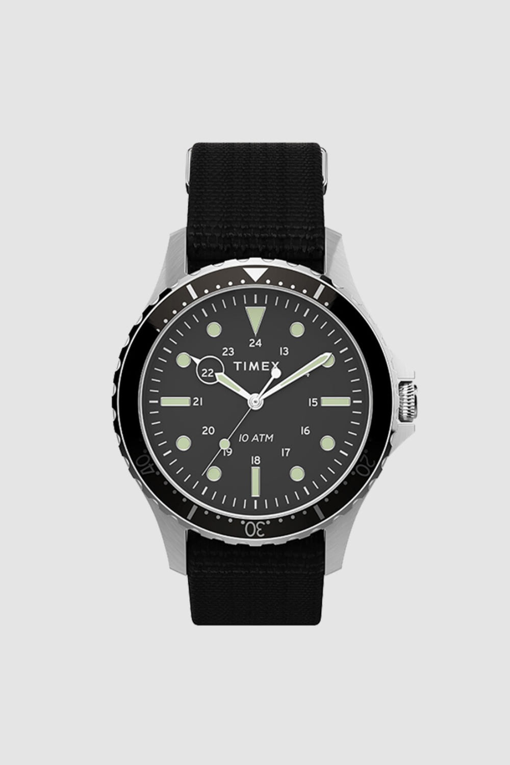 TIMEX NAVI 41MM BLACK (TMTW2T75600)