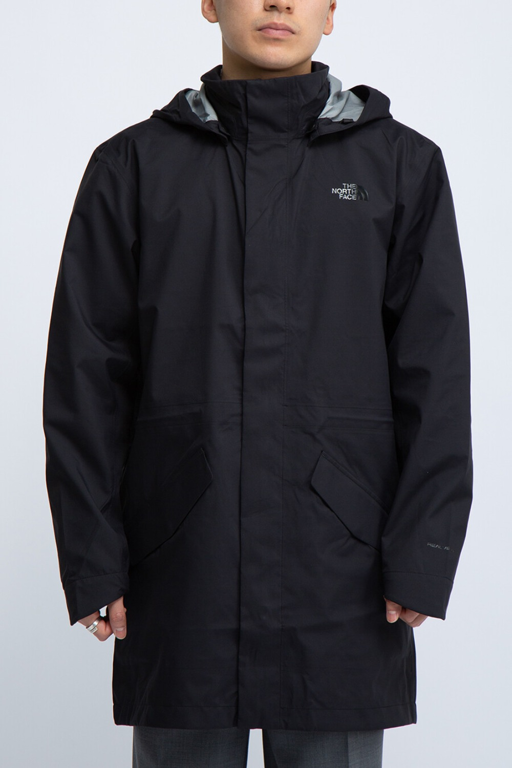 CITY EXPLORER PARKA BLACK (NJ2HL07A)