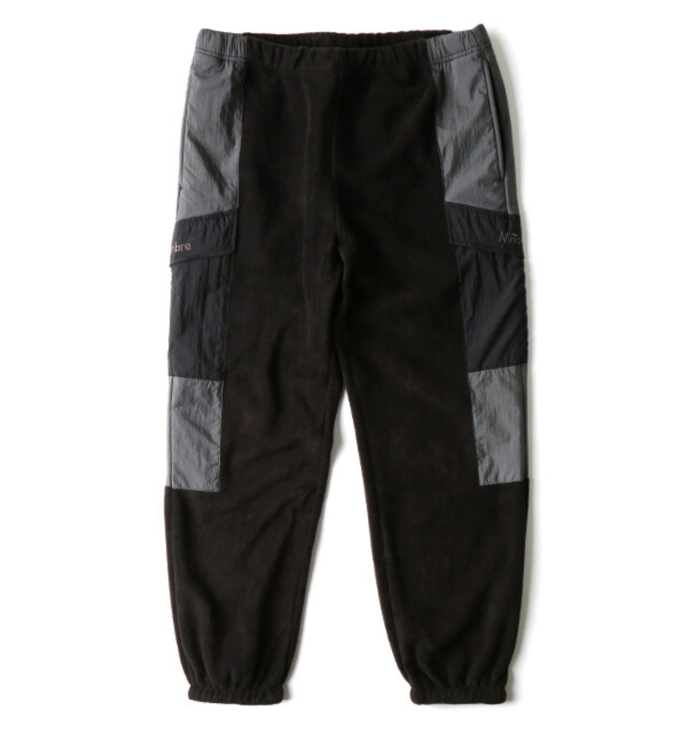 HN FLEECE PANTS BLACK