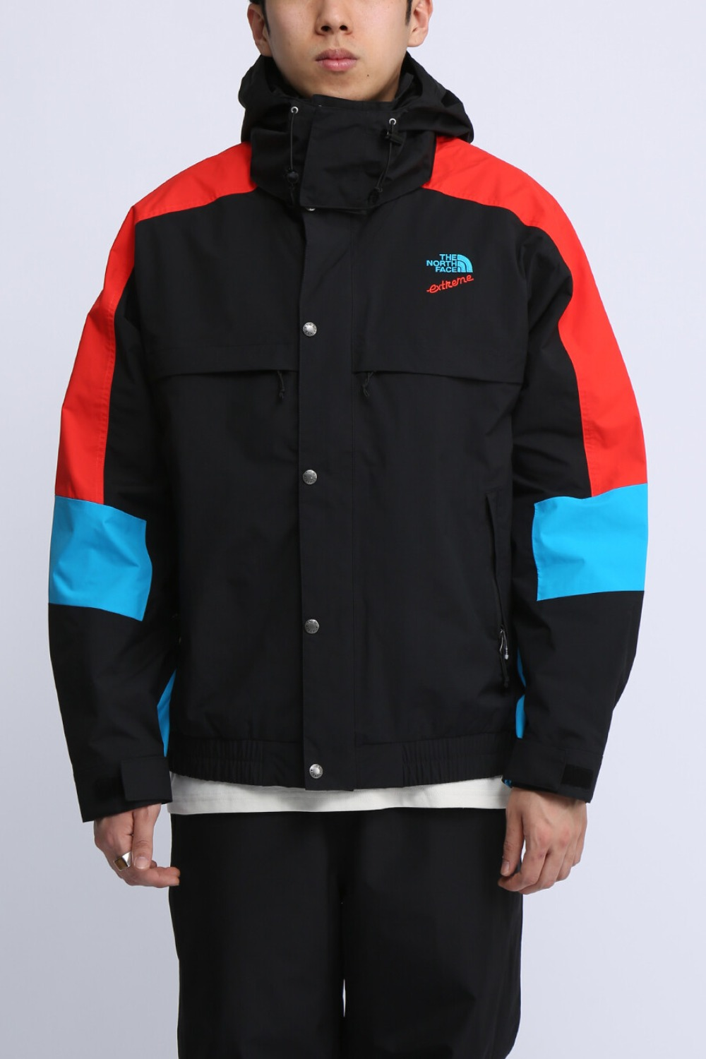 90 EXTREME RAIN JACKET BLACK (NJ2HL00A)