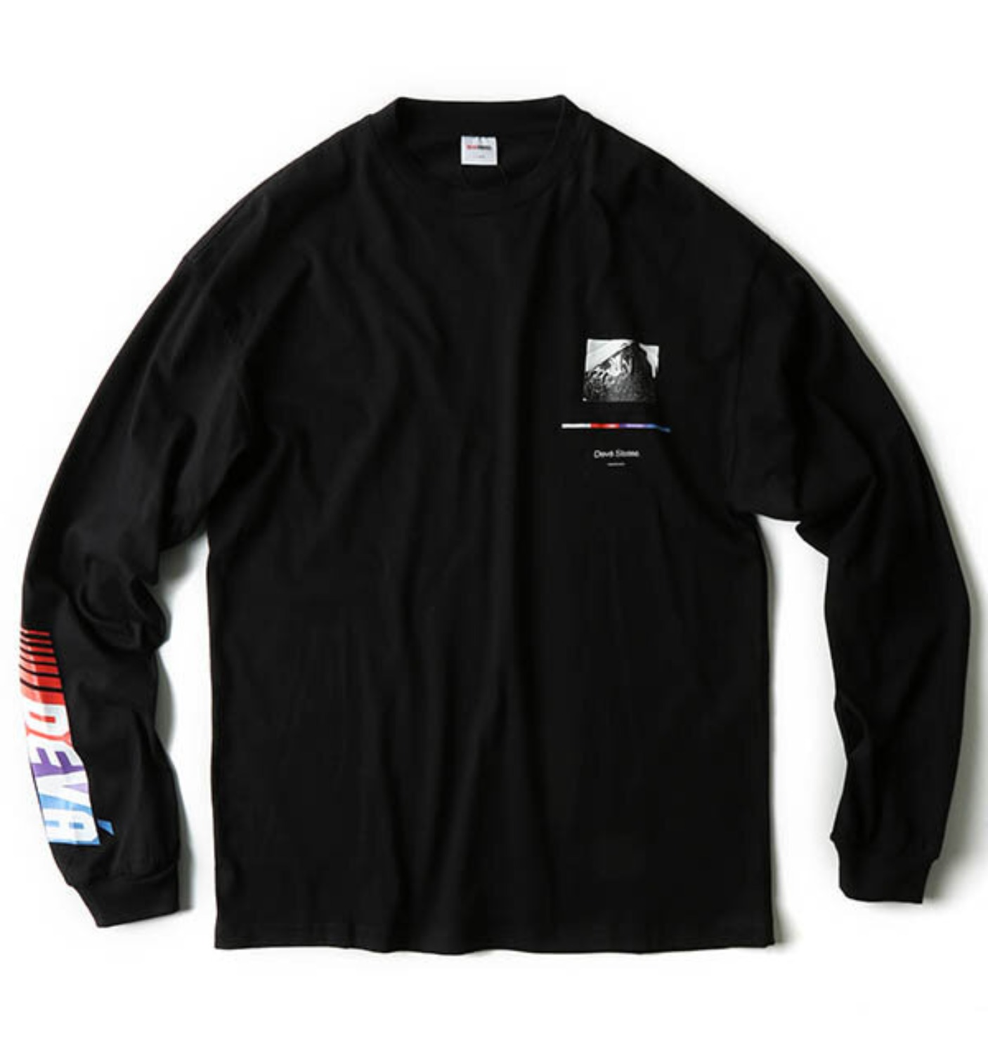 PACERS L/S T-SHIRT BLACK