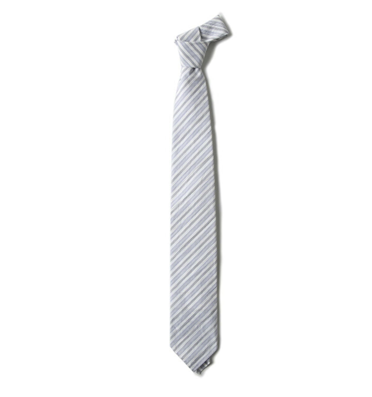 BLUE/NAVY STRIPE TIE