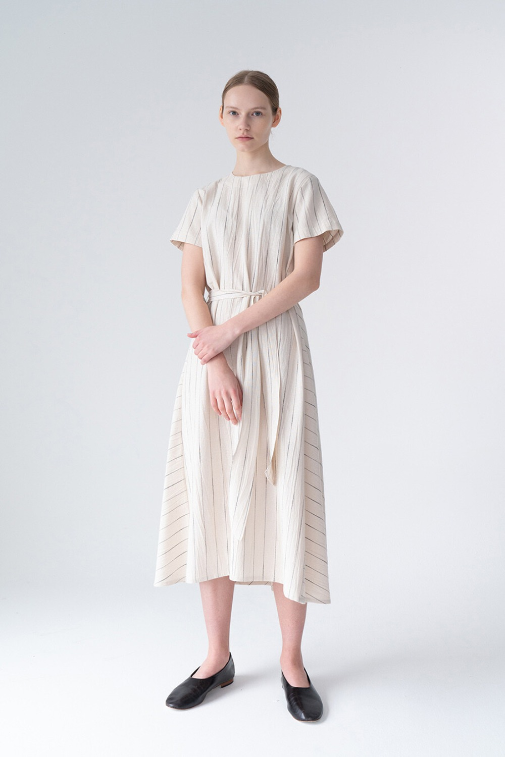 NEU DRESS-PIN STRIPE