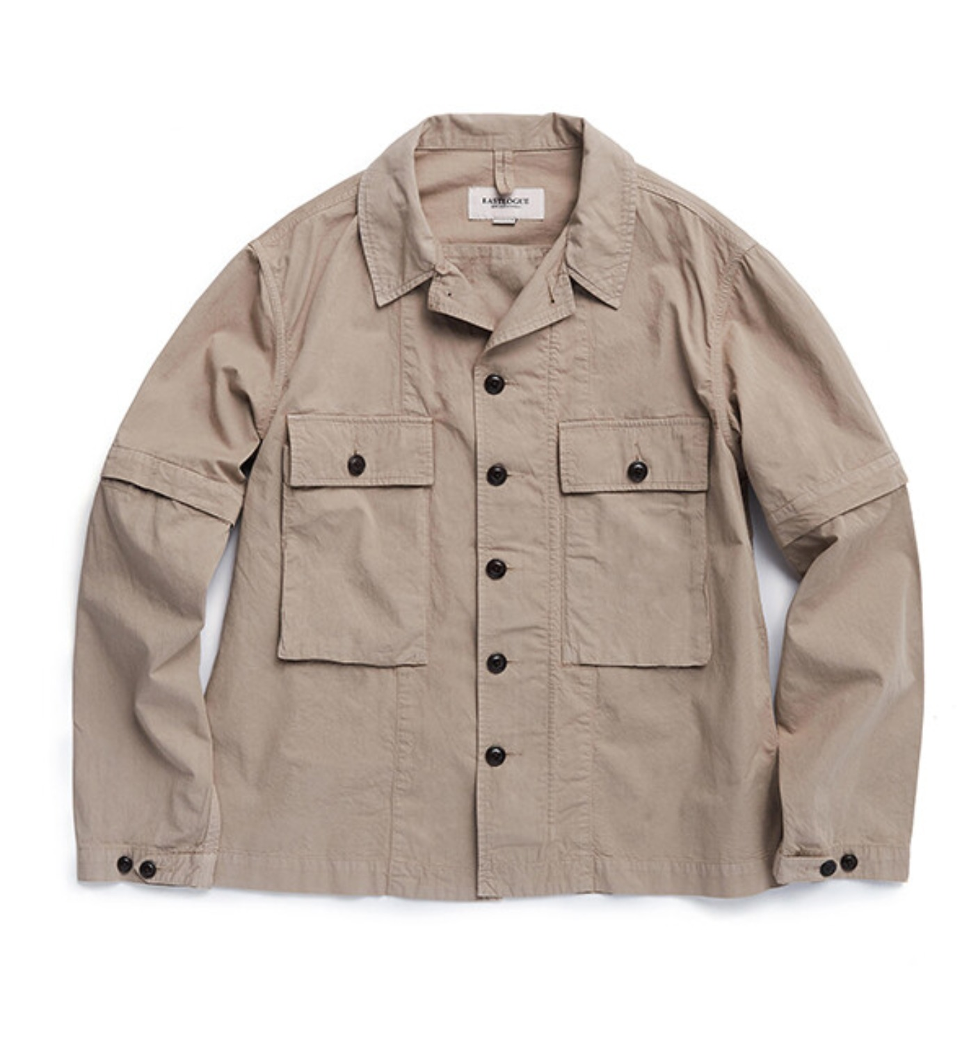 KW M43 JACKET DYED BEIGE
