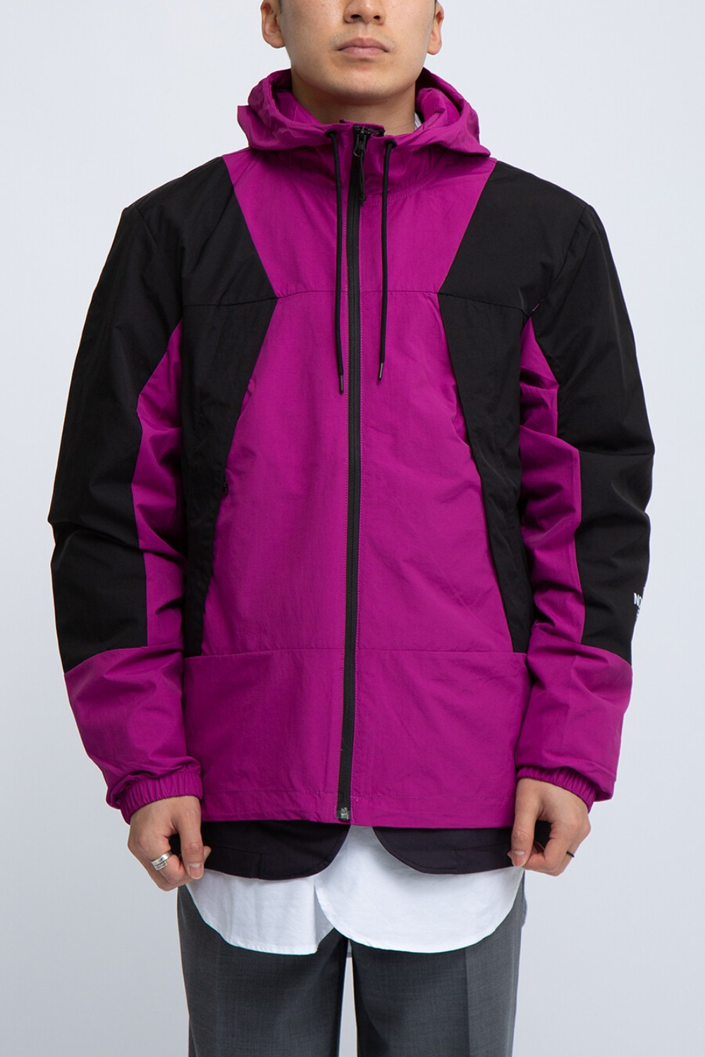 PERIL WIND JACKET PURPLE (NJ3BL01A)