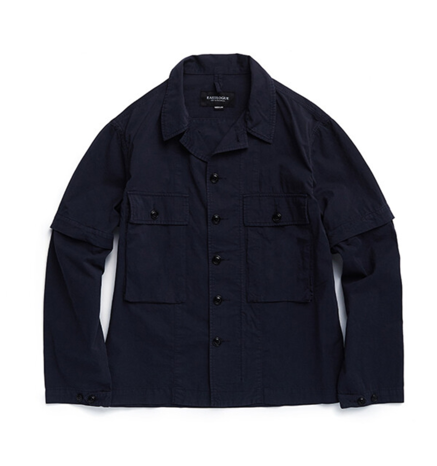 KW M43 JACKET DYED NAVY