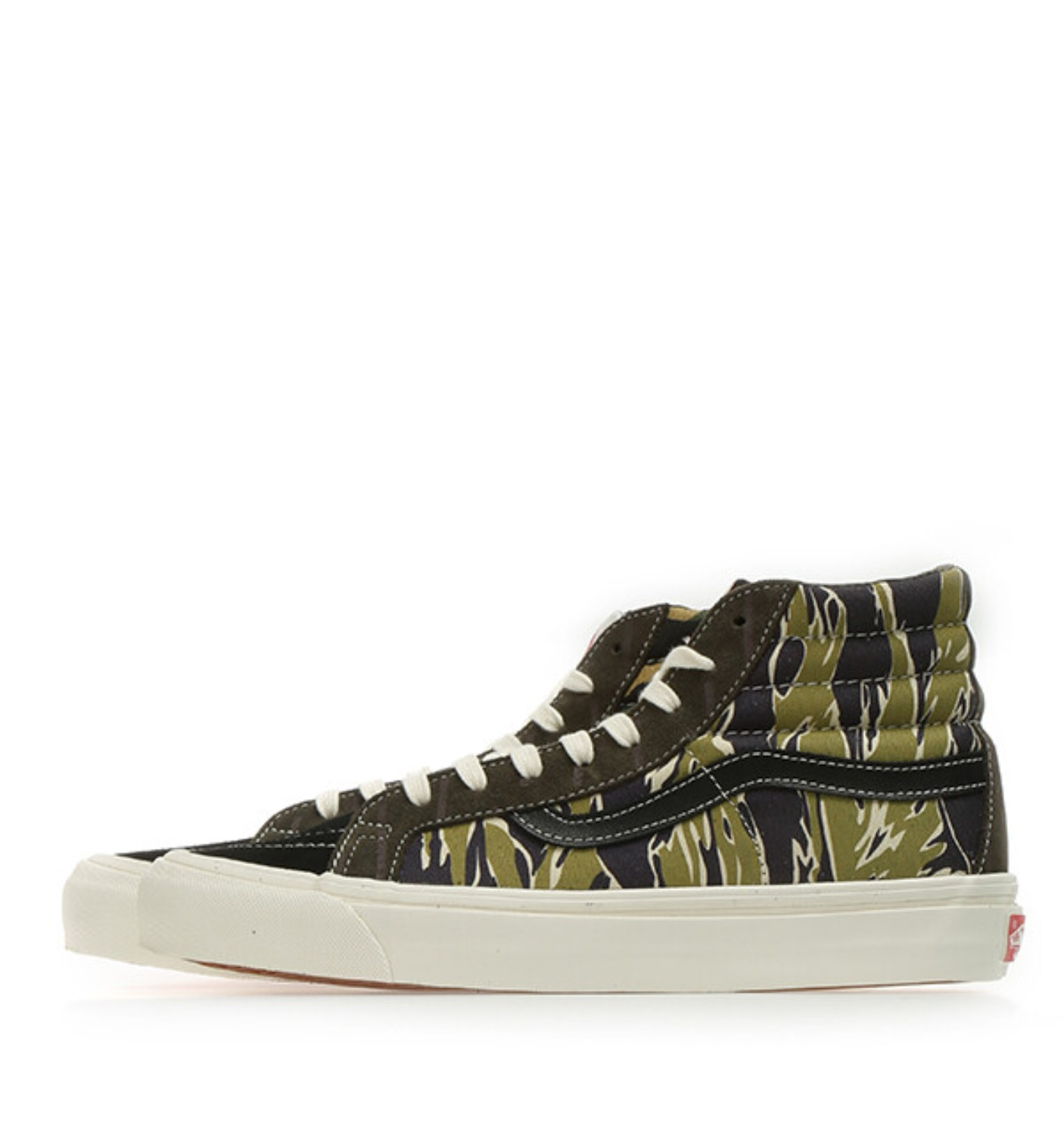 OG SK8-HI LX(CANVAS) MIXED CAMO