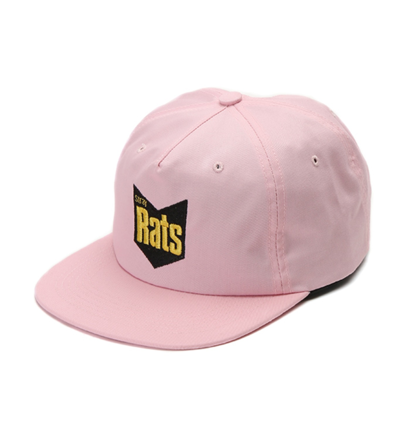 POISON 5 PANEL HAT PINK