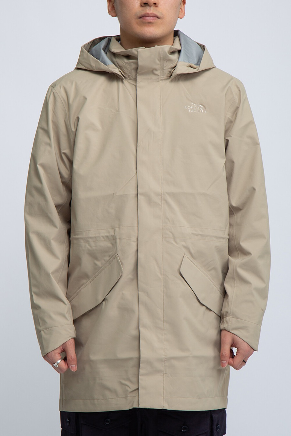 CITY EXPLORER PARKA BEIGE (NJ2HL07B)