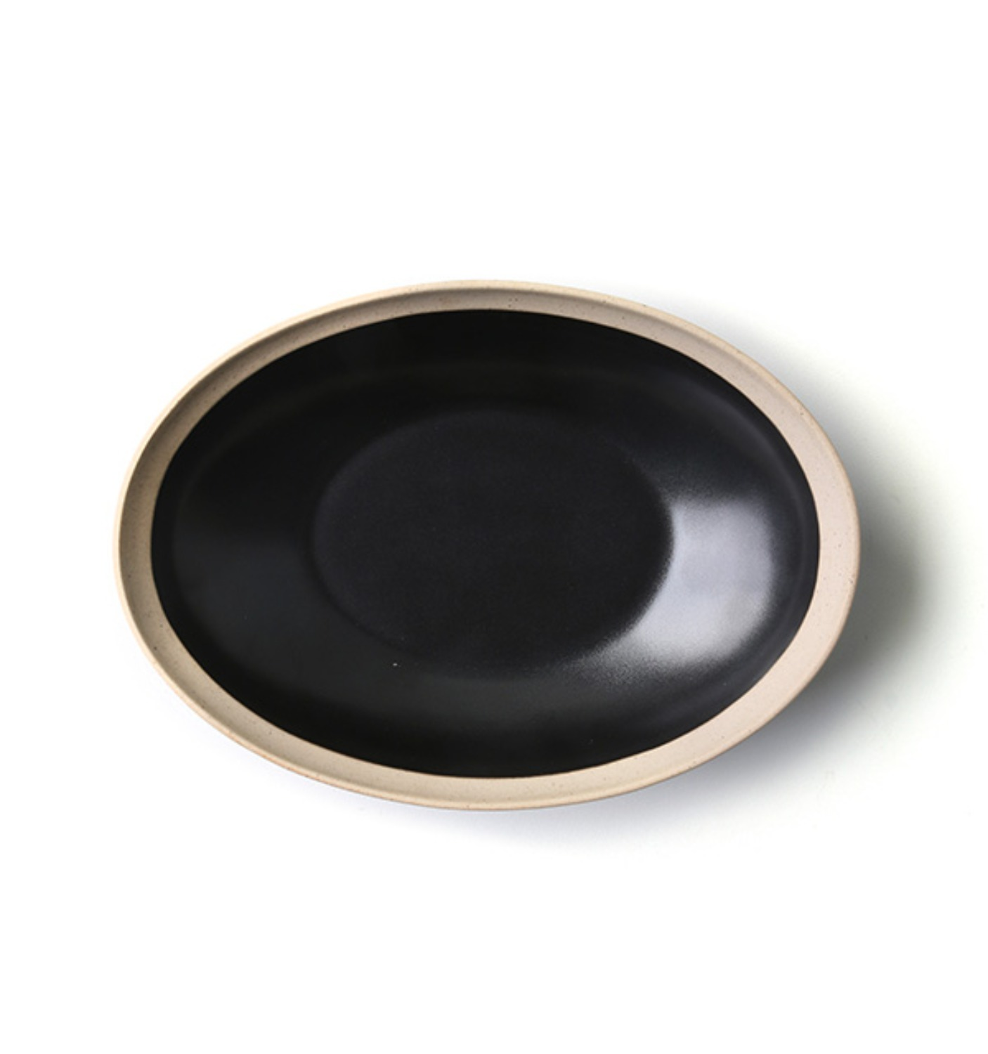 Bowl M by HASAMI for hobo BLACK (HB-02302)