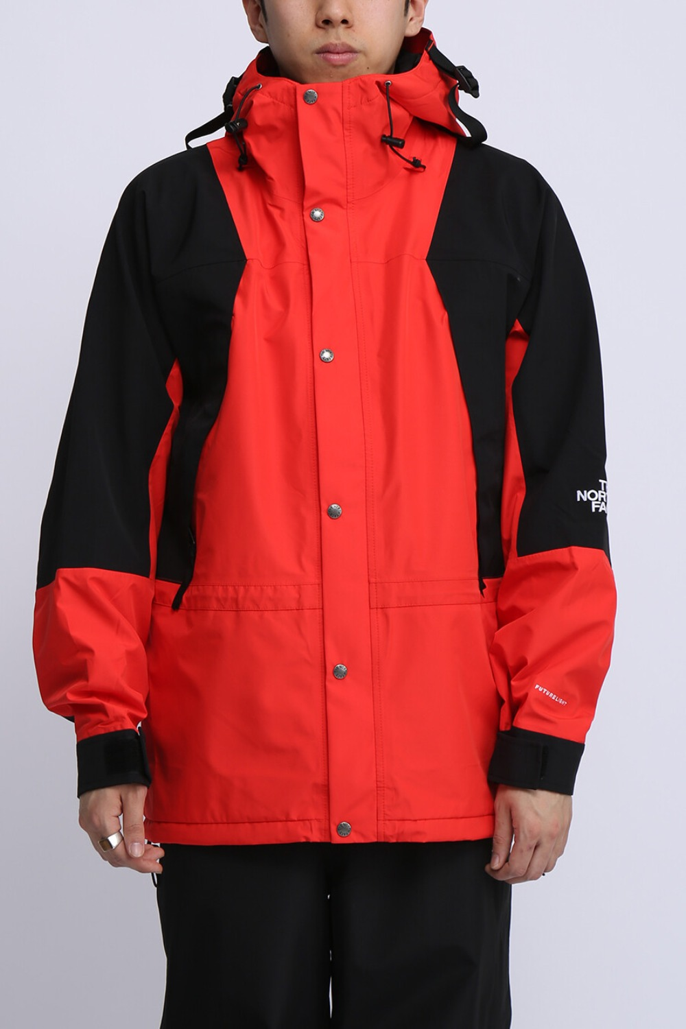 1994 RETRO MT LIGHT FUTURELIGHT JACKET RED (NJ2HL04C)