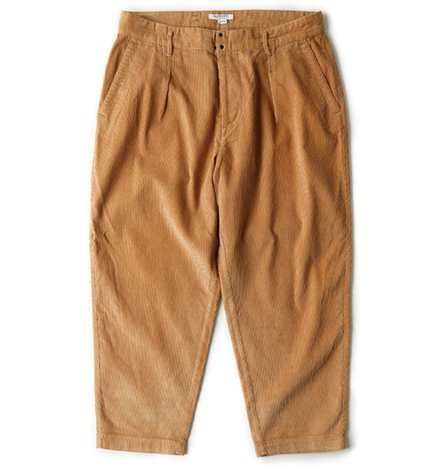 HOLIDAY PANTS LT.BROWN