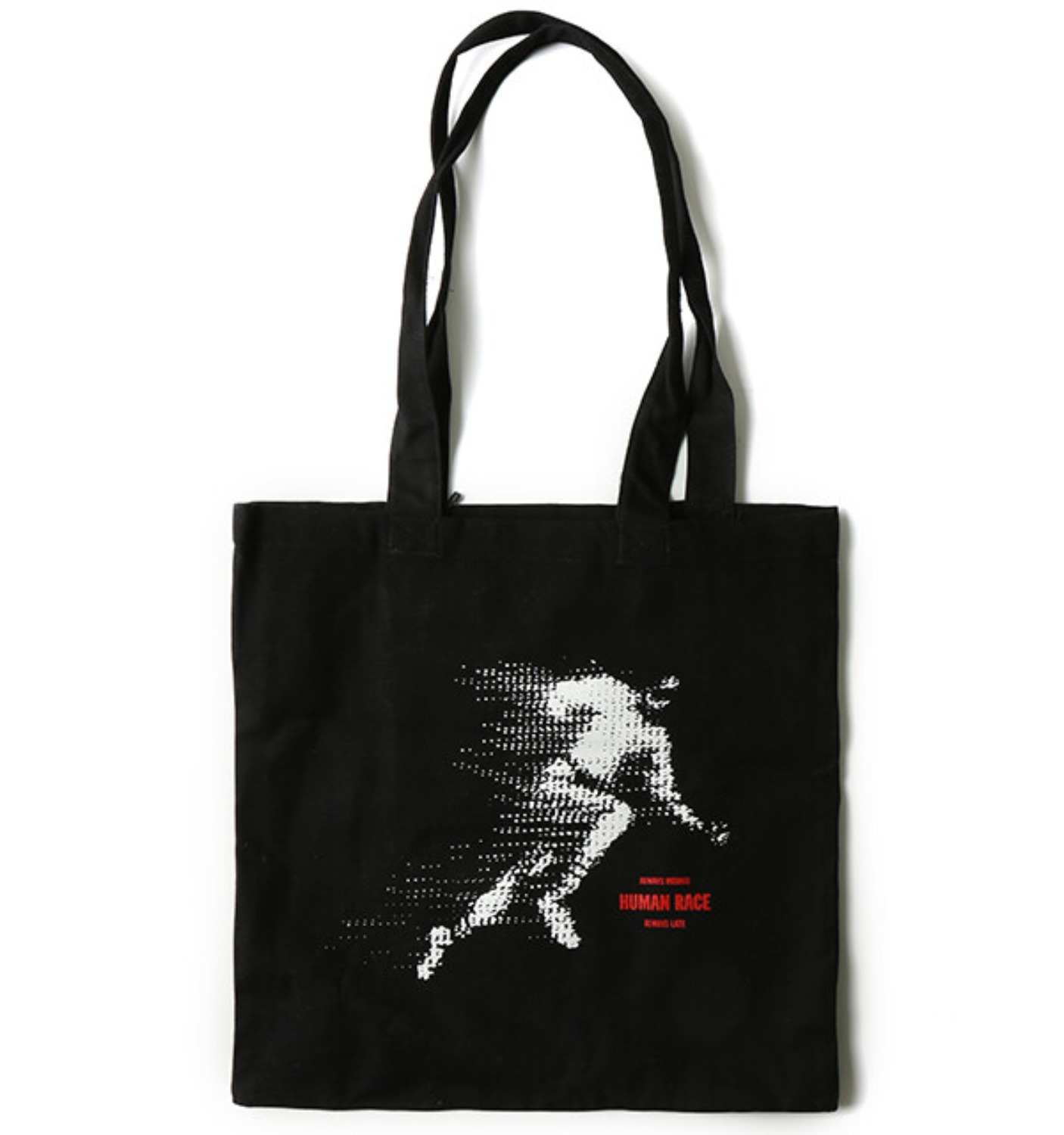 HUMAN RACE TOTE BAG