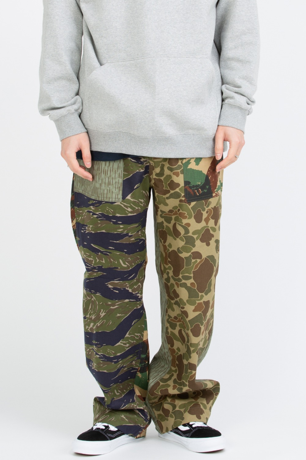 FATIGUE PANT - CRAZY CAMO
