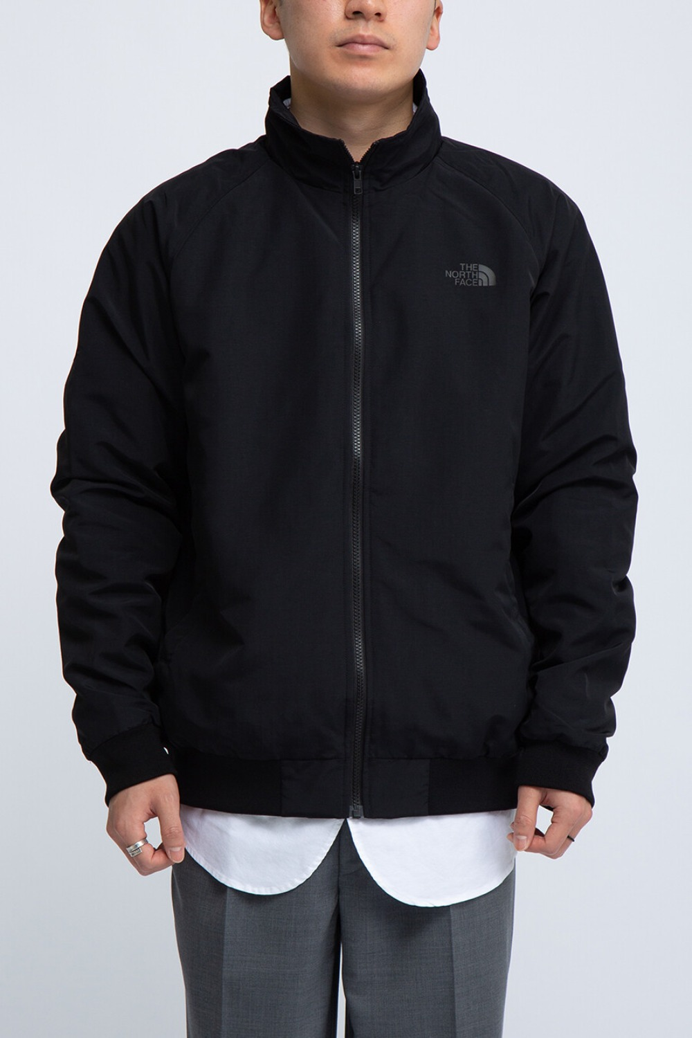 CITY EXPLORER BOMBER BLACK (NJ3BL00A)