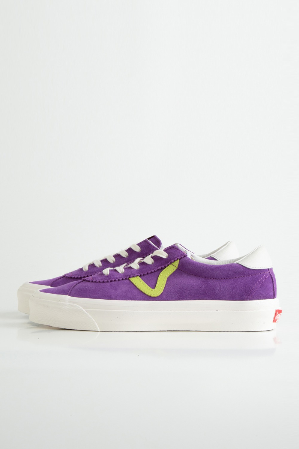 OG EPOCH LX(SUEDE) AMARANTH PURPLE/LIME PUNCH