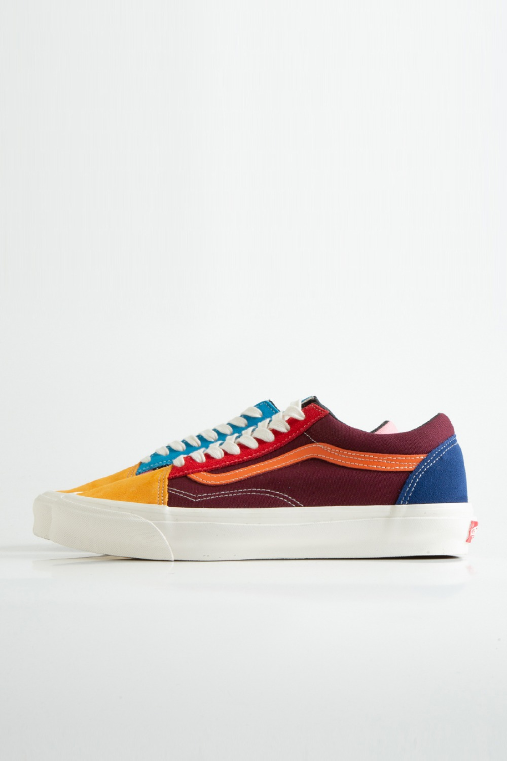OG OLD SKOOL LX(SUEDE/CANVAS) MULTI