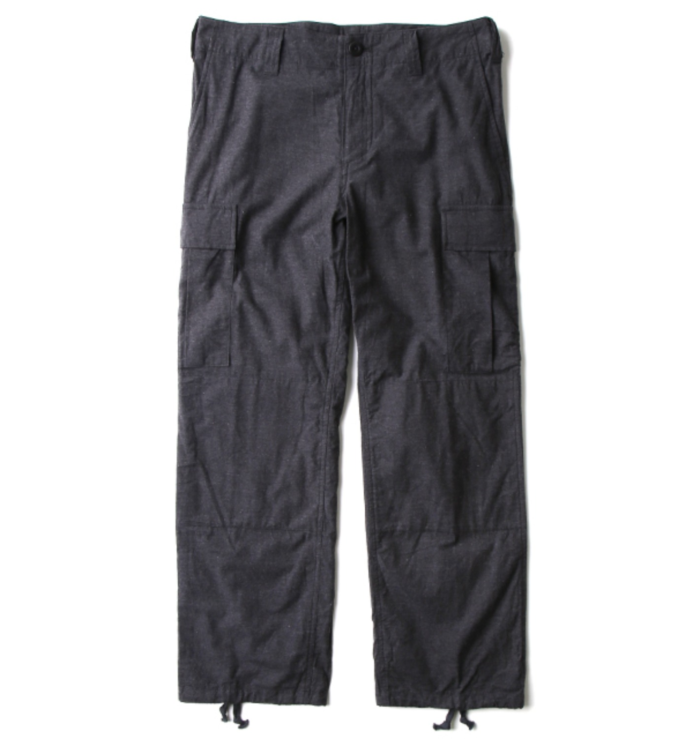 6 POCKET CARGO PANTS CHARCOAL(TT37AP03)