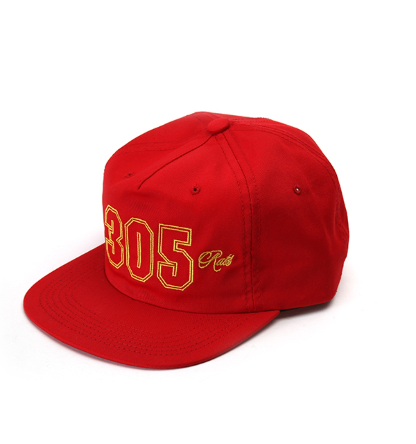 305 HAT RED