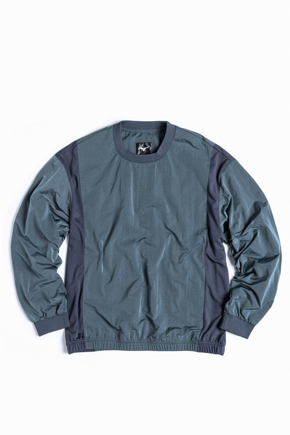 (MIZUNO) DW SWEAT SHIRT SAGE
