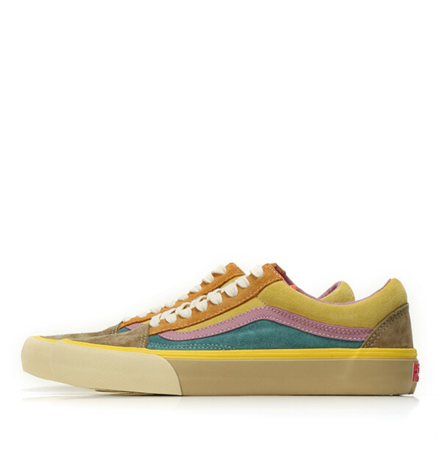OLD SKOOL VLT LX(SUEDE/LEATHER)MULTI