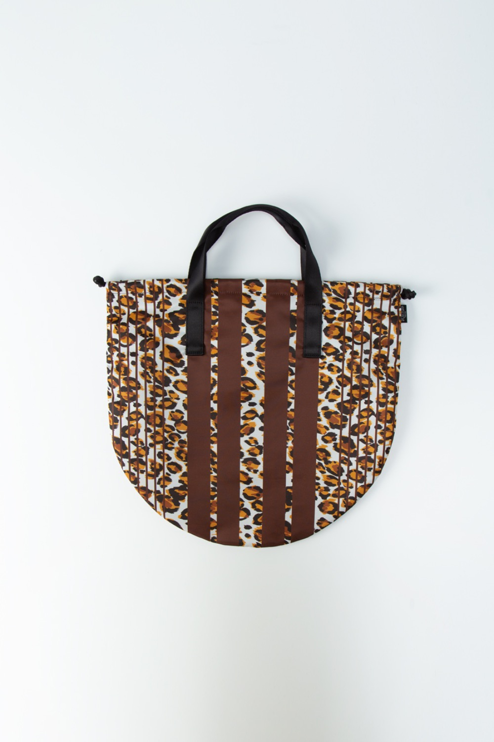 HELMET BAG LEOPARD STRIPE